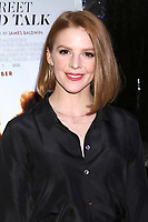 """LOS ANGELES - DEC 4:  Ashley Bell at the """"If Beale Street Could Talk"""" Screening at the ArcLight Hollywood on December 4, 2018 in Los Angeles, CA"""