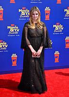 SANTA MONICA, USA. June 16, 2019: Mischa Barton at the 2019 MTV Movie & TV Awards at Barker Hangar, Santa Monica.<br /> Picture: Paul Smith/Featureflash