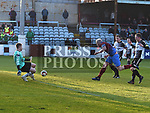 Drogheda United Sean Thornton. Photo:Colin Bell/pressphotos.ie
