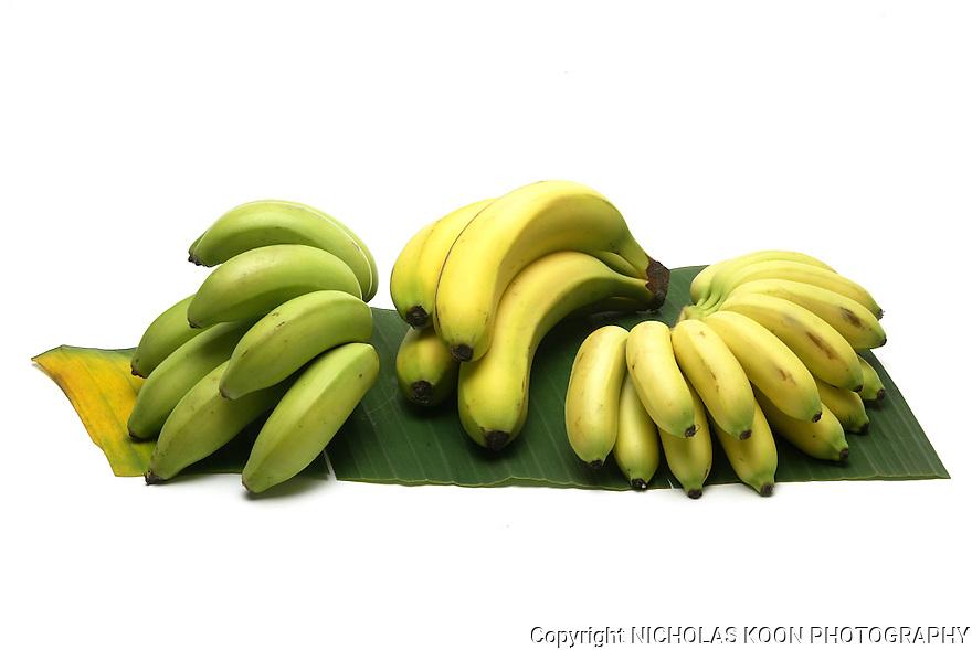 Banana still life.
