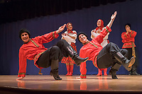New Archangel dancers perform in Sitka, Alaska