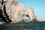 OCEAN ARCH IN CABO SAN LUCAS MEXICO