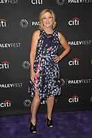 BEVERLY HILLS, CA - SEPTEMBER 11: Edie Falco, at 2017 PALEYFEST FALL TV PREVIEW: LAW &amp; ORDER TRUE CRIME: THE MENENDEZ MURDERS at The Paley Center for Media on September 11, 2017 in Los Angeles, California. <br /> CAP/MPI/FS<br /> &copy;FS/MPI/Capital Pictures