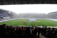 VOETBAL: HEERENVEEN: Abe Lenstra Stadion 01-11-2015, SC Heerenveen - SC Cambuur, uitslag 2-0, ©foto Martin de Jong