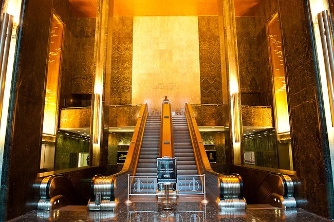 We Campania presentation at the Italian Tourist Bureau, Rockefeller Center. New York City.