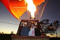 20120528 May 28 Hot Air Balloon Gold Coast