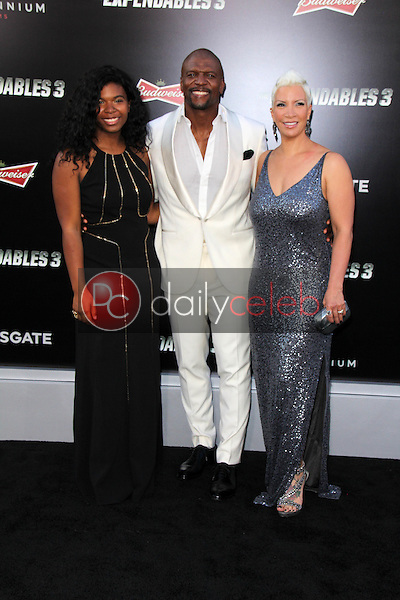 Terry Crews<br /> at &quot;The Expendables 3&quot; Los Angeles Premiere, TCL Chinese Theater, Hollywood, CA 08-11-14<br /> David Edwards/Dailyceleb.com 818-249-4998