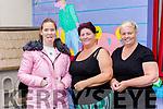 Teresa O'Brien, Mary Dooley and Teresa McCarthy at the Ballyspillane anniversary celebrations on Sunday