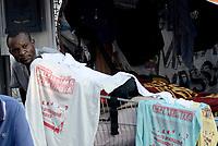 Roma, 10 Agosto 2018<br /> I Rifugiati sudanesi di Via Scorticabove hanno organizzato una colazione resistente contro l'imminente sgombero dell'accampamento allestito fuori dal palazzo dove abitavano sgomberato dalla polizia il passato luglio <br /> I rifugiati stanno vivendo in strada da piu di un mese