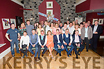 Gerard Lynch, Marion Park Tralee, celebrating his 50th Birthday with family and friends at O'Donnell's Bar on Saturday
