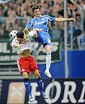 Fussball 1.BL 2007/2008: Hamburger SV - FC Schalke 04