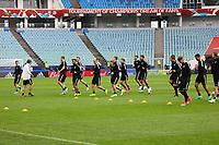 Mannschaft von Neuseeland beim Abschlusstraining - 20.06.2017: Abschlusstraining der Nationalmannschaft Neuseeland, Fisht Stadium Sotschi