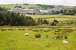 Dartmoor prison at Princetown, Dartmoor national park, Devon, England, UK