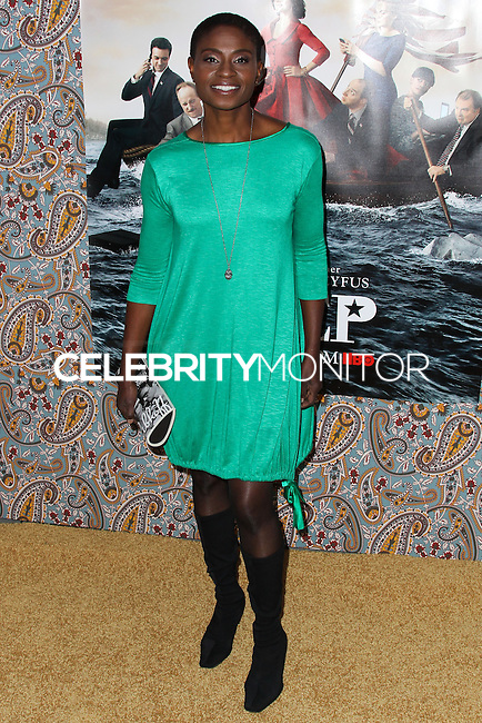 "HOLLYWOOD, LOS ANGELES, CA, USA - MARCH 24: Adina Porter at the Los Angeles Premiere Of HBO's ""Veep"" 3rd Season held at Paramount Studios on March 24, 2014 in Hollywood, Los Angeles, California, United States. (Photo by Xavier Collin/Celebrity Monitor)"