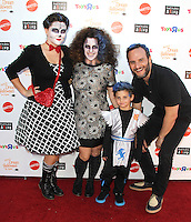 SANTA MONICA, CA - OCTOBER 27: Marissa Jaret Winokur at the Keep A Child Alive 2012 Dream Halloween Party at Barker Hangar on October 27, 2012 in Santa Monica, California.  Credit: mpi20/MediaPunch Inc. /NortePhoto