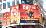 "Jim Steinman's ""Bat out of Hell - The Musical"" Box Office Ticket Sale launch with Bus and Billboard in Times Square on May 15, 2019 in New York City."