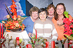 Maggie Potts, Kit Liston, Patricia Potts and Mary Bowring had plenty to show off at the arts and crafts fair at the resource centre in Loughill on Sunday....   Copyright Kerry's Eye 2008