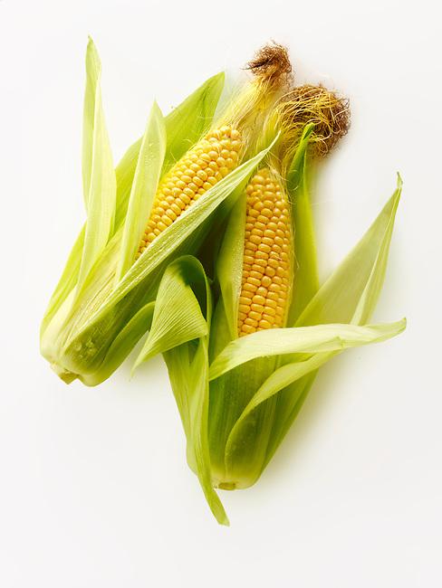 Fresh cobs of Maize, Corn Sweetcorn photos