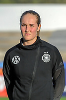 20200307  Lagos , Portugal : German midfielder Sydney Lohmann (25) pictured during the female football game between the national teams of Germany and Norway on the second matchday of the Algarve Cup 2020 , a prestigious friendly womensoccer tournament in Portugal , on saturday 7 th March 2020 in Lagos , Portugal . PHOTO SPORTPIX.BE | STIJN AUDOOREN