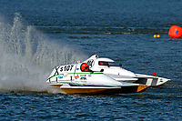"S-107, Rich Wilhelm, S-404 ""Power Shot""    (2.5 Litre Stock hydroplane(s)"