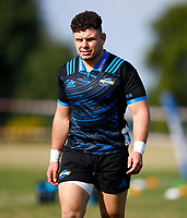 Ricky Riccitelli of the Hurricanes during the Hurricanes training session at  Northwood High School Durban North in Durban, South Africa on Tuesday, 28 May 2019. Photo: Steve Haag / stevehaagsports.com