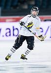 Solna 2014-03-15 Bandy SM-final Damer Kareby IS - AIK  :  <br /> AIK:s Frida Erlandsson <br /> (Foto: Kenta J&ouml;nsson) Nyckelord:  SM SM-final final dam damer Kareby AIK portr&auml;tt portrait