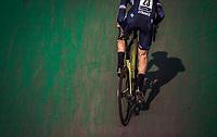 Antoine Benoist (FRA)<br /> <br /> UEC CYCLO-CROSS EUROPEAN CHAMPIONSHIPS 2018<br /> 's-Hertogenbosch – The Netherlands<br /> Men U23 Race