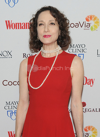 NEW YORK, NEW YORK - February 9: Actress Bebe Neuwirth attends the 13th Annual Red Dress Awards on February 9, 2016 in New York City. Credit: John Palmer/MediaPunch