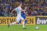 10.08.2019, wohninvest Weserstadion, Bremen, GER, DFB-Pokal, 1. Runde, SV Atlas Delmenhorst vs SV Werder Bremen<br /> <br /> DFB REGULATIONS PROHIBIT ANY USE OF PHOTOGRAPHS AS IMAGE SEQUENCES AND/OR QUASI-VIDEO.<br /> <br /> im Bild / picture shows<br /> Christian Groß / Gross (Werder Bremen #36)<br /> <br /> <br /> Foto © nordphoto / Kokenge