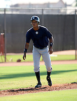 Efrain Nunez / Seattle Mariners 2008 Instructional League..Photo by:  Bill Mitchell/Four Seam Images