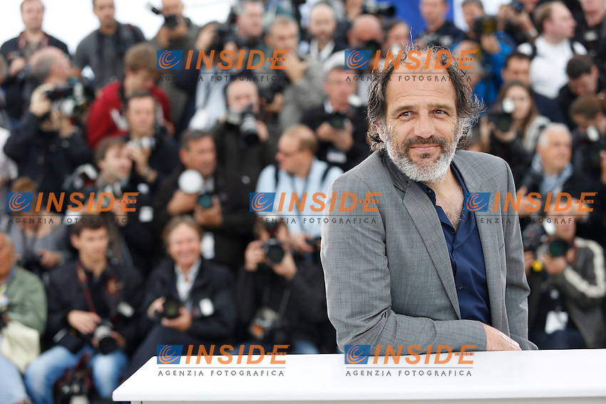 Frederic Pierrot..Cannes 16/5/2013 ..Festival del Cinema ..foto Panoramic / Insidefoto ..ITALY ONLY