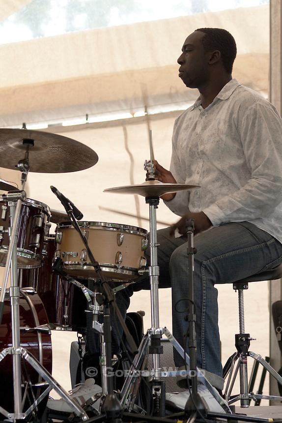 Larnell Lewis Drummer