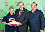 GoDaddy Bowl Meet and Greet with Brent Musburger 2015.