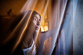 Waris Dirie Portraits by Adam Lach