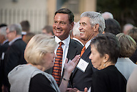 Occidental College celebrates newly inducted members of the Athletics Hall of Fame during Family Weekend & Homecoming, Oct. 16, 2015.<br /> (Photo by Marc Campos, Occidental College Photographer)