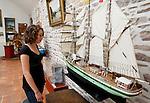 20080725 - France - Bretagne - Paimpol<br />LE MUSEE DE LA MER A PAIMPOL (22).<br />Ref : MUSEE_DE_LA_MER_011.jpg - © Philippe Noisette.