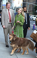 AUG 06 Amanda Seyfried on The Late Show with Stephen Colbert