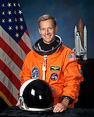 Houston, TX - (FILE) -- Portrait of Astronaut Christopher J. Ferguson, commander, STS-126, dated July 14, 2003.  Ferguson is scheduled for launch aboard Space Shuttle Endeavour on Friday, November 14, 2008.  The 15-day flight will deliver equipment and supplies to the space station in preparation for expansion from a three- to six-person resident crew aboard the complex. The mission will include four spacewalks to service the station?s Solar Alpha Rotary Joints..Credit: NASA via CNP