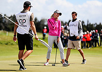 Madelene Sagstrom. McKayson NZ Women's Golf Open, Round Three, Windross Farm Golf Course, Manukau, Auckland, New Zealand, Saturday 30 September 2017.  Photo: Simon Watts/www.bwmedia.co.nz