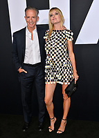 "LOS ANGELES, CA. October 17, 2018: Bill Block & Eugenia Kuzmina at the premiere for ""Halloween"" at the TCL Chinese Theatre.<br /> Picture: Paul Smith/Featureflash"