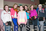 Annual CCE Concert: pictured at the annual North Kerry CCE concert at Tomasins Bar, Liselton on Friday night last were Laura Walsh, Nicole Sheehan, Megan Gill, Roisin Kissane, Caoimhe Barry & Louise Madden.