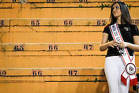 SÃO PAULO,SP,17 JULHO 2013 - FINAL RECOPA SUL-AMERICANA - CORINTHIANS x SÃO PAULO - Torcedores  do São Paulo antes da partida entre Corinthians X São Paulo em jogo válido pela final da Recopa no Estádio Paulo Machado de Carvalho (Pacaembu) na noite desta quara feira (17).FOTO ALE VIANNA - BRAZIL PHOTO PRESS.