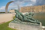 The Palace of Versailles, the lavish home to French royalty for nearly a century, attracts huge crowds to its famed Hall of Mirrors, chandeliered rooms and plush living quarters, vast gardens, grand canal and outdoor fountains.