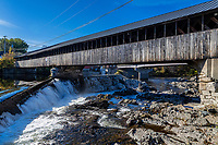 Haverhill - Bath Covered Bridge.
