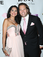 LOS ANGELES, CA - NOV 11: Joyce Giraud, Michael Ohoven attends the first annual Vanderpump Dog Foundation Gala hosted and founded by Lisa Vanderpump, Taglyan Cultural Complex, Los Angeles, CA, November 3, 2016. (Credit: Parisa Afsahi/MediaPunch).