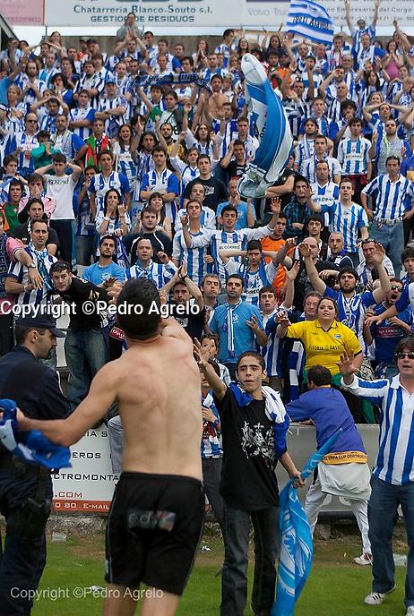 fecha:12-06-2011 Lugo-Alaves. foto:pedro agrelo