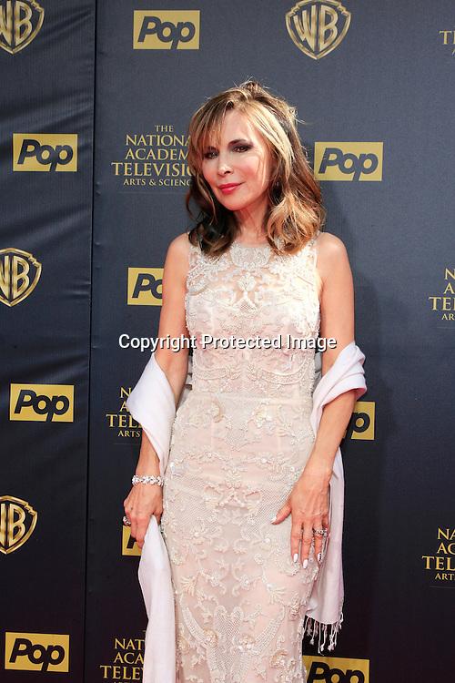 BURBANK - APR 26: Lauren Koslow at the 42nd Daytime Emmy Awards Gala at Warner Bros. Studio on April 26, 2015 in Burbank, California