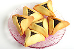 Hamantashen Purim Jewish holiday food