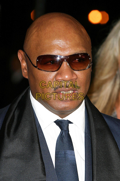 MARVIN HAGLER.BBC Sports Personality Of The Year 2003. BBC Woodlane Television Centre, London.14Tth December 2003.Ref: Ten.headshot, portrait, sunglasses, shades.www.capitalpictures.com.sales@capitalpictures.com.©Capital Pictures