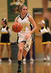 Manogue's Brianna Holt competes against Galena at Manogue High School in Reno, Nev., on Tuesday, Feb. 11, 2014. Manogue won 51-29.<br /> Photo by Cathleen Allison